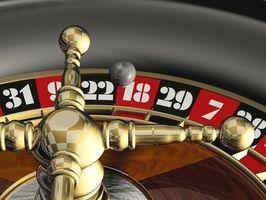 Los casinos de California indio con mesas de ruleta