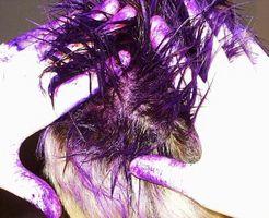 Cómo mezclar tinte del pelo conseguir colores exóticos que son permanentes