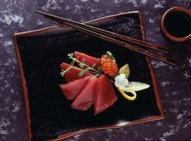 Se puede comer atún sin procesar fresca del agua?