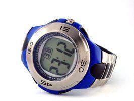 Cómo cambiar la hora en los relojes digitales