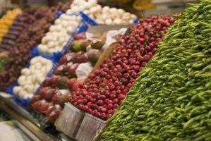 Consejos para darle sabor a frutas y verdura