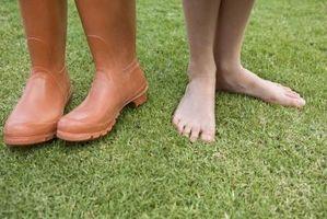 Cómo obtener Naturalmente sus pies para detener la Hedionda