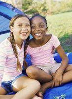 Campamentos cercanos a la isla del St. George, Maryland