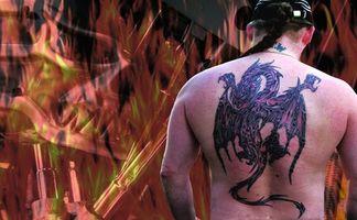 Ideas del tatuaje para los individuos