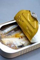 Cómo Edad sardinas