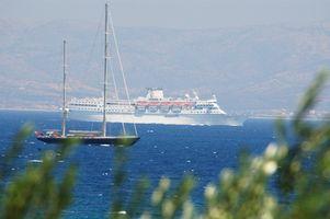 Embalaje y Sugerencias de viajes para un crucero por el Mediterráneo