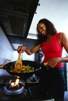 Como hacer un Fry Fácil de pollo y verduras Stir