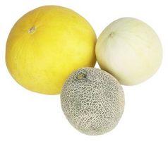 Cómo conservar los melones