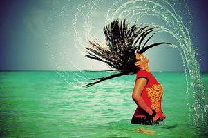 ¿Por qué el cabello que se utiliza como adsorbente de aceite?