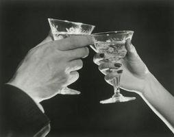 Bar Bebidas A partir de los años 20 del rugido