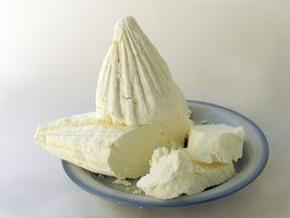 Los alimentos altos en suero de leche