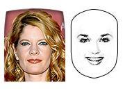 ¿Cómo elegir un peinado para una cara cuadrada