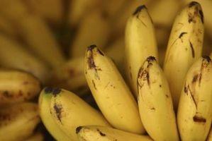 Cómo madurar plátanos rápida de pan de plátano