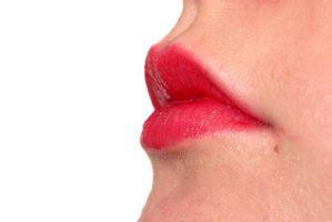 Cómo aplicar los labios de Marilyn Monroe