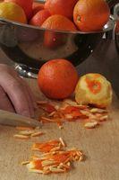 ¿Cómo Para espesar mermelada de naranja