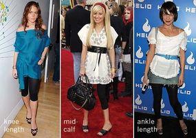 Cómo usar polainas de moda