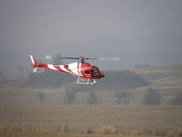 Helicóptero de Formación Licencia de Piloto