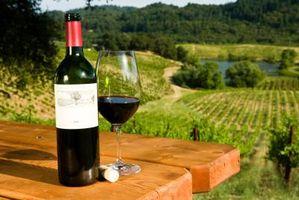 Cómo comparar Borgoña al vino de California
