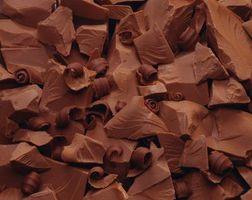 Cómo derretir el chocolate para moldes