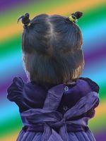 ¿Cómo hacer crecer el cabello de un niño femenino