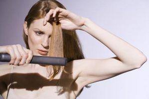 Cómo no freír el pelo al estirar