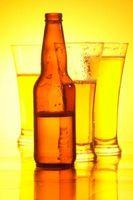 ¿Cómo hacer que las bebidas con la cerveza