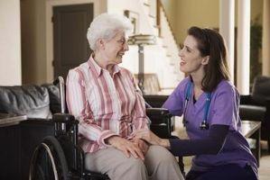 Programas para cuidar de un adulto discapacitado en el hogar