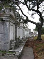 Cemetery Tours en Nueva Orleans