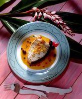 Los caminos locales comunes de cocinar los alimentos del Caribe