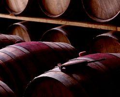 Cómo reducir el vino ácido tartárico