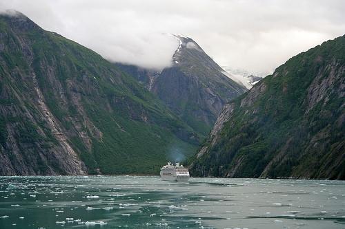 La historia de la industria de cruceros de Alaska
