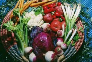 Cómo hacer un lavado de verduras Barato
