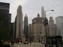 Cerca de restaurantes del Four Points Sheraton en Chicago