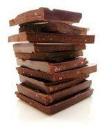 Cómo hacer caramelo de chocolate Copas