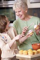 ¿Todavía puede utilizar bicarbonato de sodio para la vieja que hace las magdalenas?