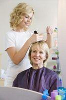 On-the-Técnicas del cuero cabelludo del aligeramiento