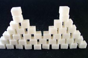 Como sustituto del azúcar con el jarabe de maíz