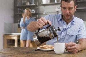Cómo hacer que cambia la vida de café en una prensa francesa