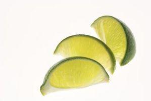 Cómo congelar la fruta cítrica