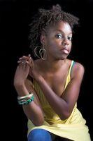 Estilos de cortes de cabello afroamericano