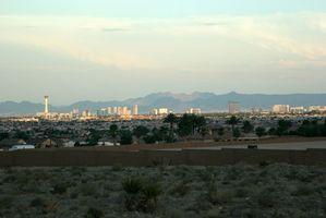 Los hoteles de Las Vegas Strip