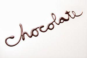 La diferencia entre el chocolate amargo y dulce de chocolate sin azúcar