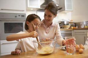 ¿Puedo sustituir la leche condensada para los huevos con una mezcla de torta?