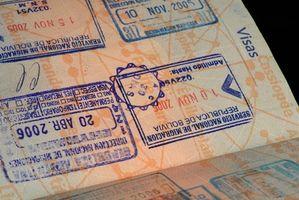 Cómo obtener una visa de visitas a los EE.UU. De India