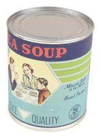 Adición de Canned Sopa de tomate de sopa de verduras