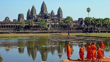 ¿Cómo llegar a Angkor Wat