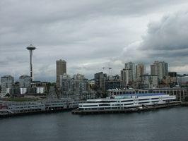 Hoteles con aparcamiento gratuito en Seattle para un crucero
