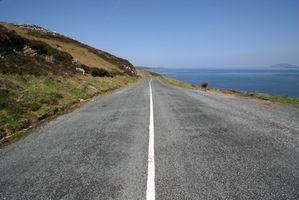 Cómo planificar un viaje por carretera en Irlanda
