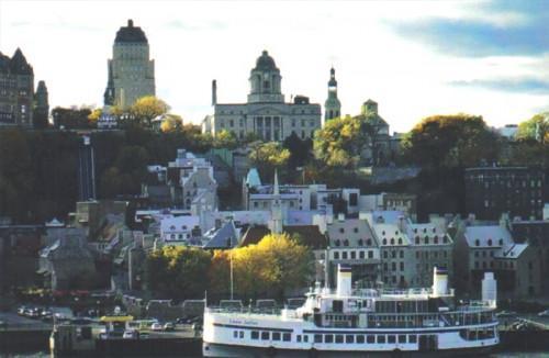 Cómo explorar la ciudad de Quebec en Quebec, Canadá