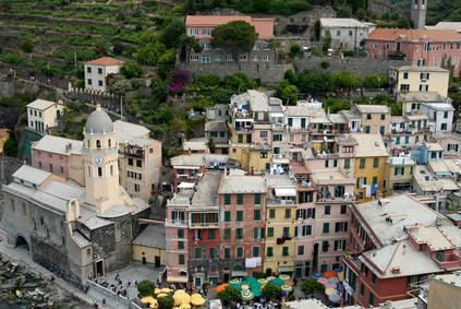 Hostales baratos en Vernazza, Italia